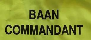 Baandienstlijst 2019 compleet