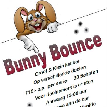Bunny Bounce op 7 Juli